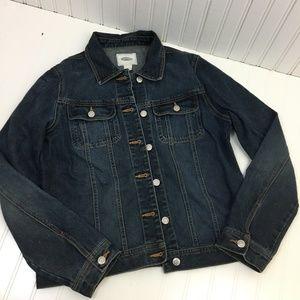 Old Navy Denim Jeans Jacket Soft
